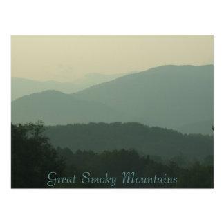 2006_0911mountains0004, Great Smoky Mountains Postcard