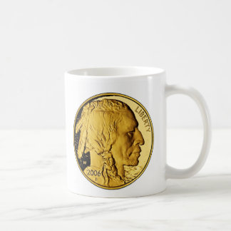 2006 American Buffalo Proof Gold Bullion Coin Coffee Mug
