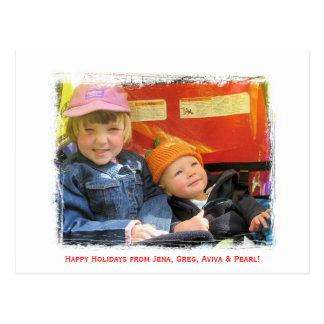 2006 Holidays Postcard