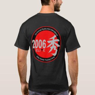 2006 JKR Elite Karate Training Camp Shirt - Dark