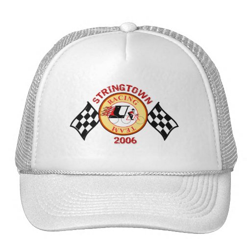2006 Stringtown Racing Team Hat