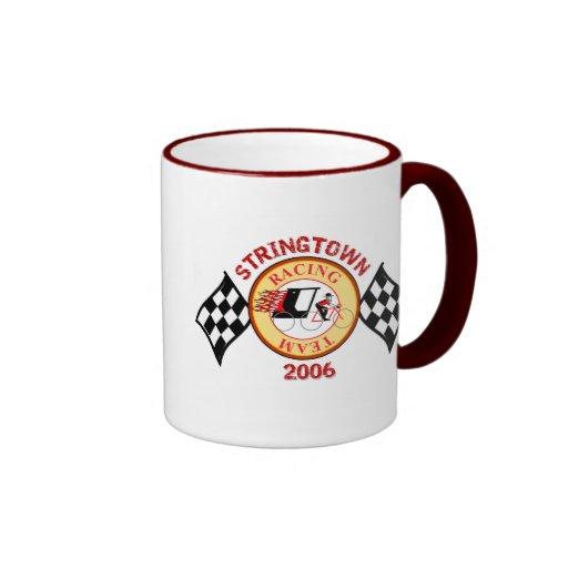 2006 Stringtown Racing Team Mug