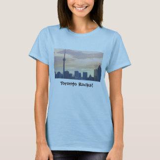 2007-06-28, Toronto Rocks! T-Shirt