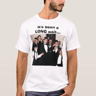 2007_Family_Wedding_BEN2, It's been a LONG wait... T-Shirt