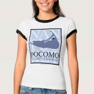 2007 Pocomo T-shirt (small on back)