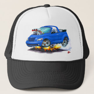 2008-10 PT Cruiser Blue Convertible Trucker Hat