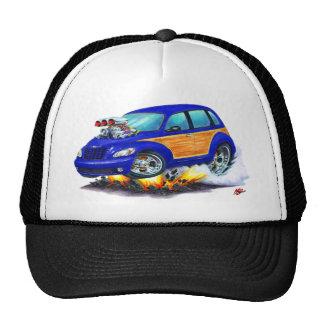 2008-10 PT Cruiser Blue Woodie Trucker Hats