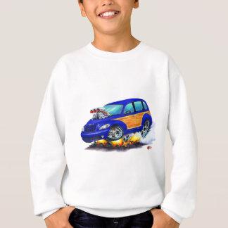 2008-10 PT Cruiser Blue Woodie Sweatshirt