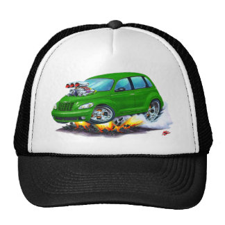2008-10 PT Cruiser Green Car Mesh Hat