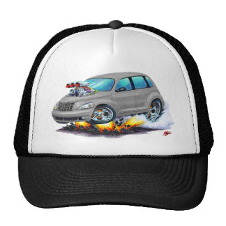 2008-10 PT Cruiser Grey Car Trucker Hat