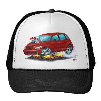 2008-10 PT Cruiser Maroon Car Mesh Hats