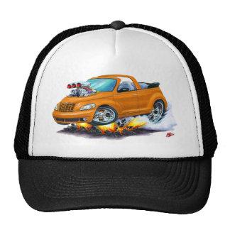 2008-10 PT Cruiser Orange Convertible Hats