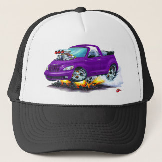 2008-10 PT Cruiser Purple Convertible Trucker Hat