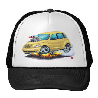 2008-10 PT Cruiser Tan Car Trucker Hat