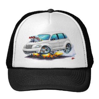 2008-10 PT Cruiser White Car Trucker Hats
