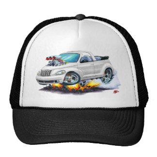 2008-10 PT Cruiser White Convertible Mesh Hat
