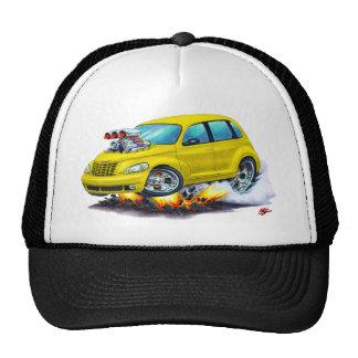 2008-10 PT Cruiser Yellow Car Trucker Hats