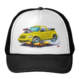 2008-10 PT Cruiser Yellow Convertible Hats