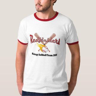 2008 Biology Softball Team Shirt