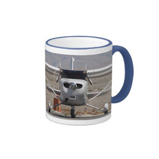 2008 Cessna 172 Skyhawk SP Photo Coffee Mug #1