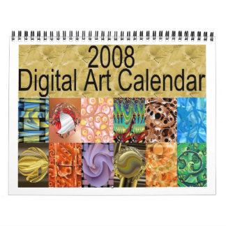 2008 Digital Art Calendar