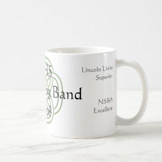 2008 Marching Band Commemorative Mug