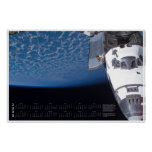 2008 Space Shuttle Calendar Posters