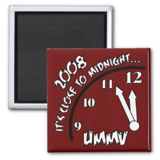 2008 UMMV Close to Midnight Magnet