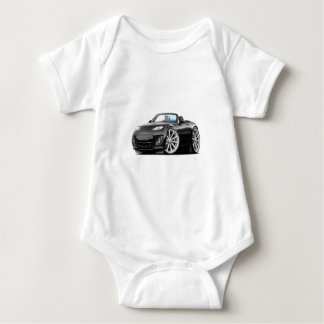 2009-13 Miata Black Car Baby Bodysuit