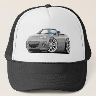 2009-13 Miata Silver Car Trucker Hat
