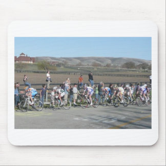 2009 Bike Race California Mouse Pad