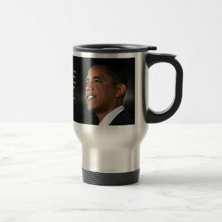 2009 Inauguration Travel Mug