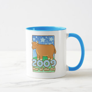 2009 Kids Year of Ox Large Mug