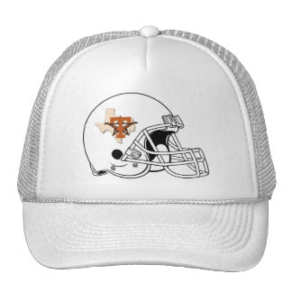 2009 Texas Boys Helmet Hat
