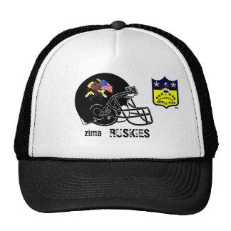 2009 Zima Ruskies Helmet Hat