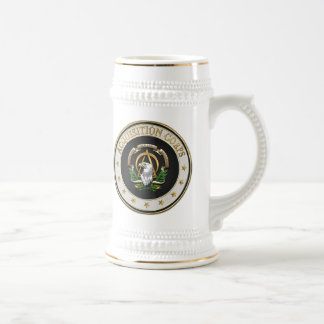 [200] Acquisition Corps (AAC) Branch Insignia [3D] Beer Stein