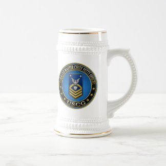 [200] CG: Command Master Chief Petty Officer (CMC) Beer Stein