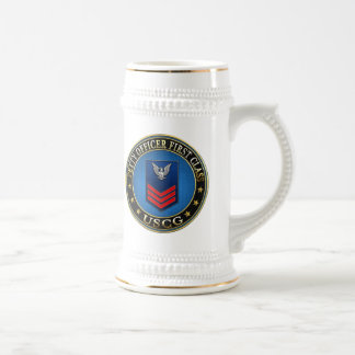 [200] CG: Petty Officer First Class (PO1) Beer Stein