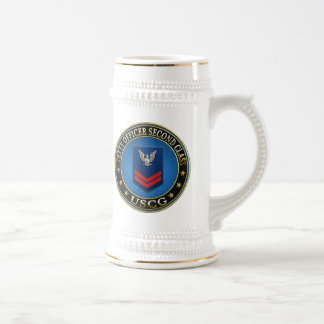 [200] CG: Petty Officer Second Class (PO2) Beer Stein