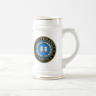 [200] Coast Guard: Lieutenant (LT) Beer Stein