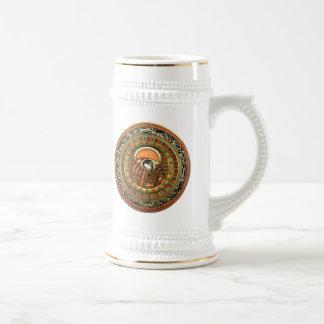 [200] Egyptian Sun God Ra Coffee Mugs