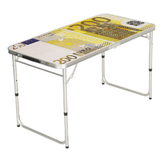 200 euro beer pong table