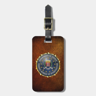 [200] FBI Special Edition Tags For Luggage