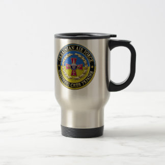 [200] Ukrainian Air Force [Special Edition] Stainless Steel Travel Mug