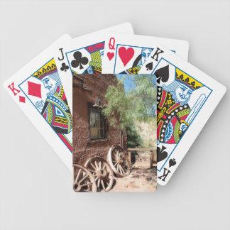 2010-06-26 C Las Vegas (188)missing_a_wheel.JPG Bicycle Playing Cards