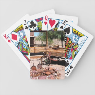 2010-06-26 C Las Vegas (189)abandoned_campsite2.JP Bicycle Playing Cards