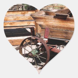2010-06-26 C Las Vegas (189)abandoned_campsite2.JP Heart Sticker