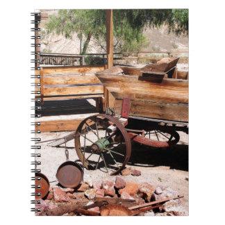 2010-06-26 C Las Vegas (189)abandoned_campsite2.JP Notebooks