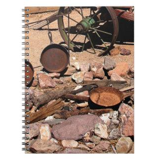 2010-06-26 C Las Vegas (189)abandoned_campsite.JPG Notebooks
