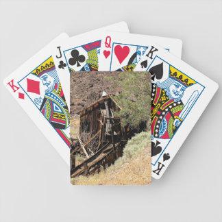 2010-06-26 C Las Vegas (210)desert_cabin.JPG Bicycle Playing Cards